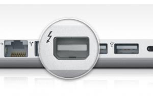 Apple/Intel's Thunderbolt Interface